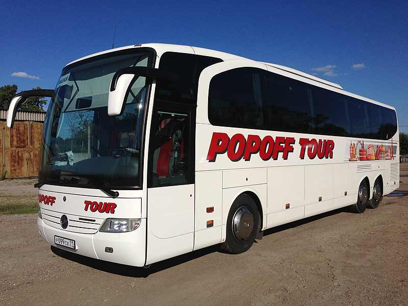 Автобус Mercedes - Benz TRAVEGO 16RHD White