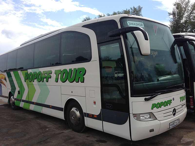 Автобус Mercedes - Benz TRAVEGO 15RHD