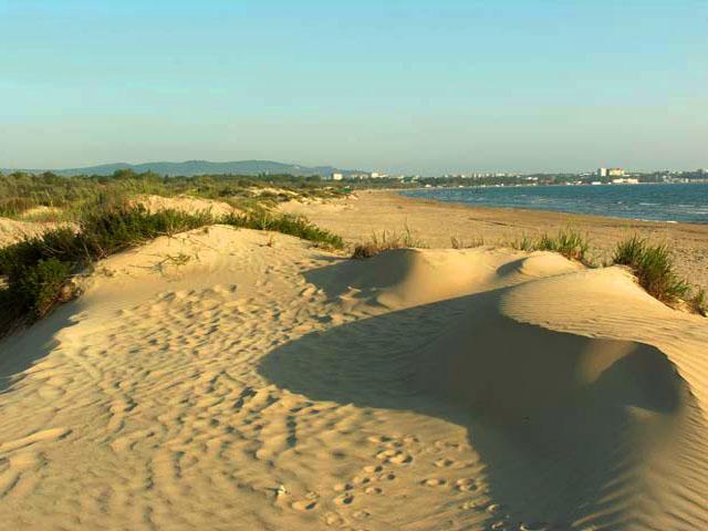 Анапские дюны джемете