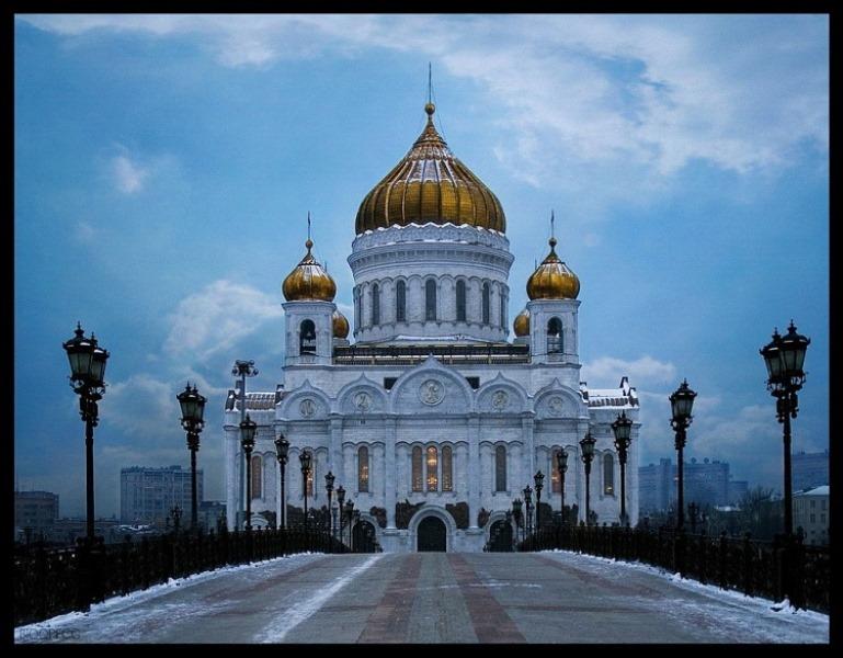17 февраля Храм Христа Спасителя + Обзорная экскурсия по Москве